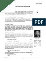 Bazele teoretice ale chimie Analitice