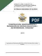 Pbc Fonacide Obras