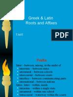 greek   latin roots 1 rev