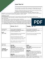 lesson plan 1-jan  11-15