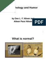 Humor Psychology
