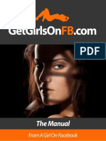 1 - The Get Girls on Facebook Manual