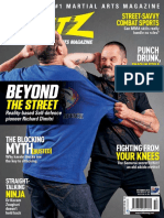 Blitz Martial Arts Magazine 2015-10
