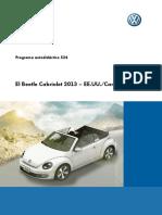 VW Ssp524_es El Beetle Cab 2013