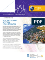 Global Perspectives August 2015
