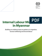 Internal Labour Migration in Myanmar