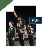 Historia de Empatía Atletas Negros