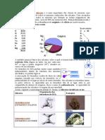 A classe mineral dos silicatos é a mais importante das classes de minerais.doc