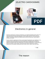 Ekg (Elektro Kardiogram)