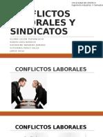 Conflictos Laborales y Sindicatos