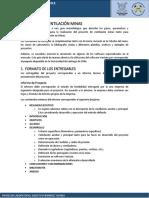 Guía Metodológica Proyecto Ventilación de Minas