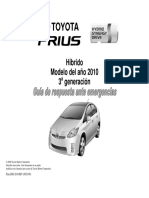 Hibrido Prius Modelo 2010
