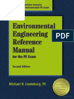 Environmental Engineering Reference Manual for the Pe Exam - Unknown