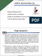 Depreciación-Reemplazo