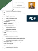 cuestionario champagnat