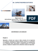 Diplomado Los Angeles Seguridad Industrial y Proteccion Ambiental