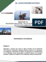 Diplomado Los Angeles Seguridad Industrial y Proteccion Ambiental