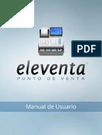 Manual Eleventa Punto de Venta 3.20.07