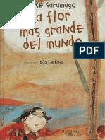 José Saramago-La Flor Más Grande Del Mundo [18233]