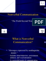 Ch06 Nonverbal Comm