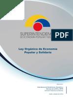 Ley Orgánica de Economía Popular y Solidaria