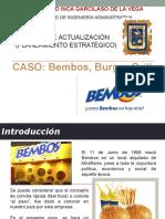 CASO Bembos - Planeamiento Estratégico