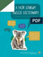 Aussie Dictionary