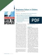 Insuficiencia Respiratoria en Niños 02