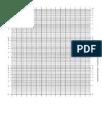 Papel Semilogarítmico 16 Cm x 3 Mod