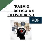 Trabajo Practico de Filosofía 5.1