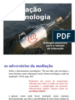 Mediação e Tecnologia