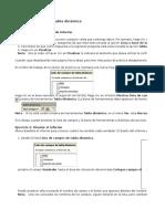 Crear Un Informe de Tabla Dinámica