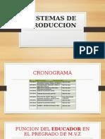 Sistemas de Producción..Clase 1