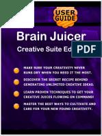 Brain Juicer Manual