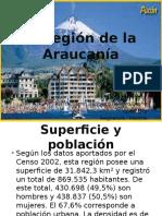 La Araucania kjjaljsalaasljnsjanaslnsjasdalkjnjasdanj