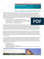 Application Note_Cold Chain Compliance USP