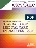 Cuidados Diabetes 2016