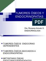 Tumor Oseo y Endocrinopatias
