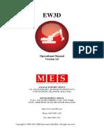 EW3D User Manual