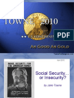 Jake Towne - Social In Security Talk at Lafayette (Apr 2010)