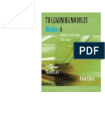 Materials for Design - Module 6