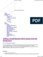 Adding a Second Domain with Exchange 2010 and PostiniPart1 _ Paul Slager.pdf