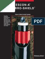 ESCON-A® FERRO-SHIELD™ _Brochure