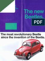 VW Type 1 Beetle
