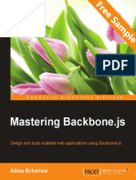 Mastering Backbone.js - Sample Chapter
