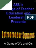 Entreprenuership Squares