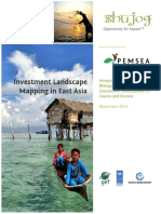 Investment Landscape Mapping in East Asia