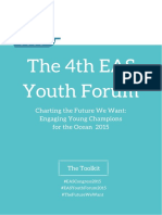 4th EAS Youth Forum Toolkit