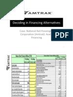 9 National Railroad Passenger Corporation (Amtrak) - Mining Group