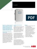 ABB Inverter Specifications